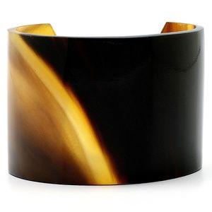 Jewelry - Elegant Buffalo Bone Cuff Bracelet